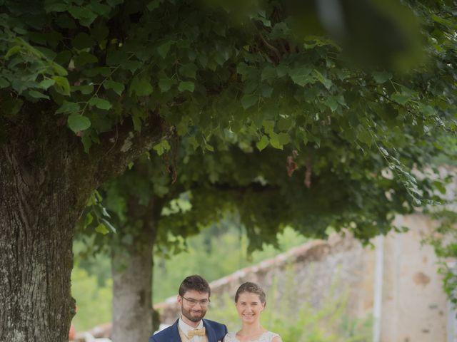 Le mariage de Christopher et Nora à Brullioles, Rhône 18