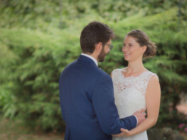 Le mariage de Christopher et Nora à Brullioles, Rhône 19