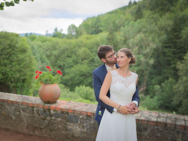 Le mariage de Christopher et Nora à Brullioles, Rhône 21