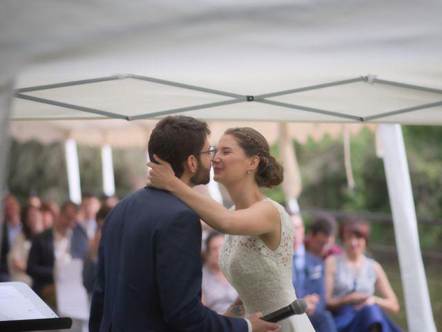 Le mariage de Christopher et Nora à Brullioles, Rhône 27