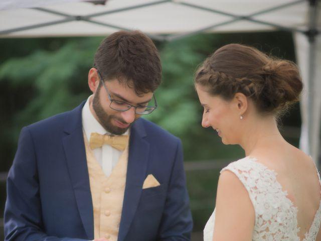 Le mariage de Christopher et Nora à Brullioles, Rhône 30