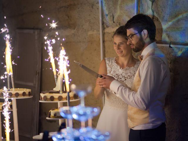 Le mariage de Christopher et Nora à Brullioles, Rhône 40