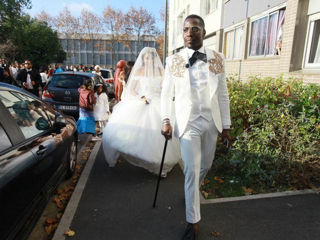 Le mariage de Magloire et Hadjara à Ermont, Val-d'Oise 6
