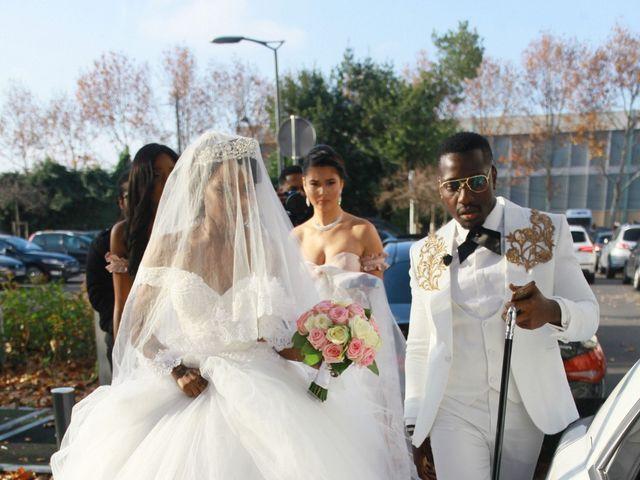Le mariage de Magloire et Hadjara à Ermont, Val-d'Oise 7