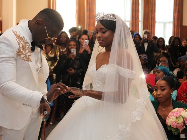 Le mariage de Magloire et Hadjara à Ermont, Val-d'Oise 10
