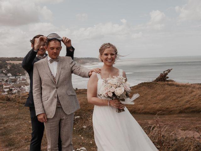 Le mariage de Jérémy et Flore à Manéhouville, Seine-Maritime 28