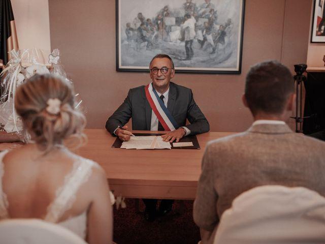 Le mariage de Jérémy et Flore à Manéhouville, Seine-Maritime 46