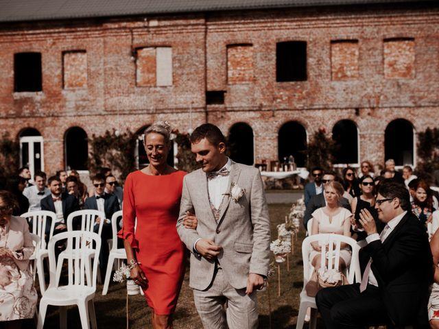 Le mariage de Jérémy et Flore à Manéhouville, Seine-Maritime 61