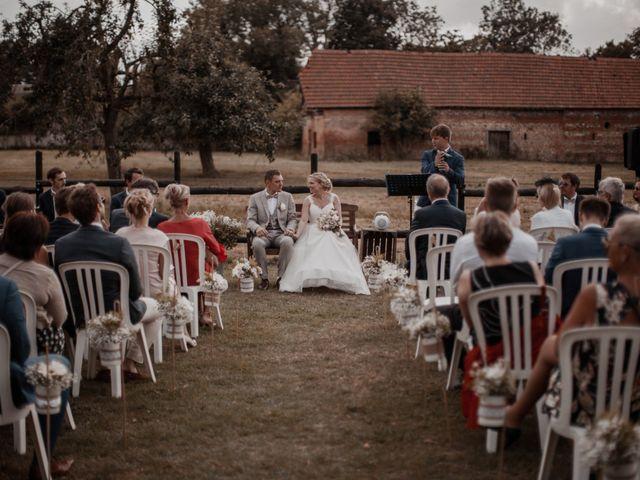 Le mariage de Jérémy et Flore à Manéhouville, Seine-Maritime 63