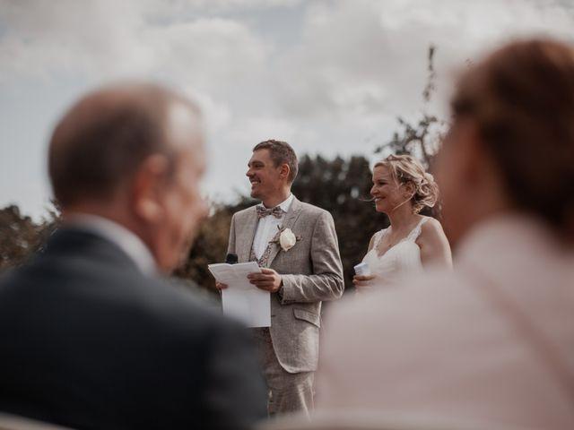 Le mariage de Jérémy et Flore à Manéhouville, Seine-Maritime 64