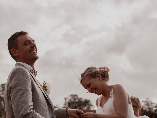 Le mariage de Jérémy et Flore à Manéhouville, Seine-Maritime 74