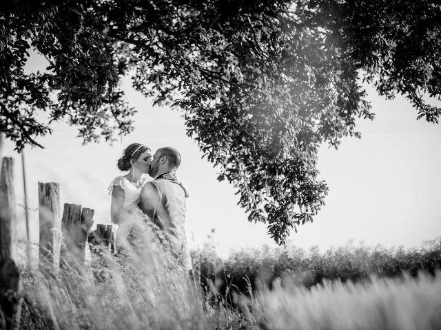 Le mariage de Laetitia et Jérôme