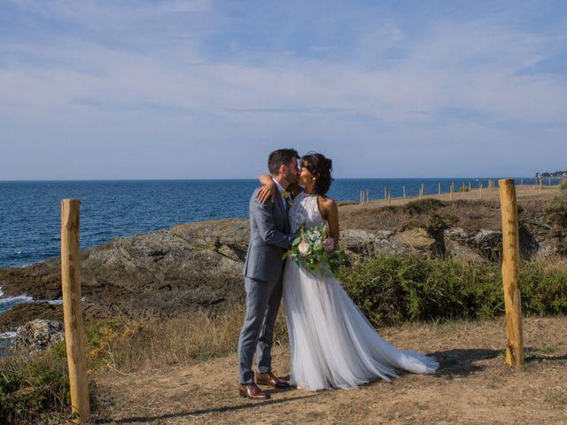 Le mariage de Nicolas et Léa à Pornic, Loire Atlantique 17