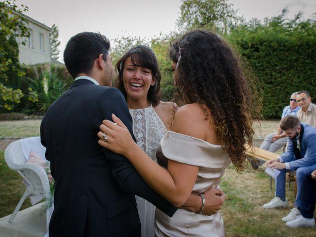 Le mariage de Nicolas et Léa à Pornic, Loire Atlantique 25