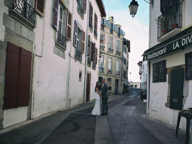 Le mariage de Gerard et Anna à Urrugne, Pyrénées-Atlantiques 8