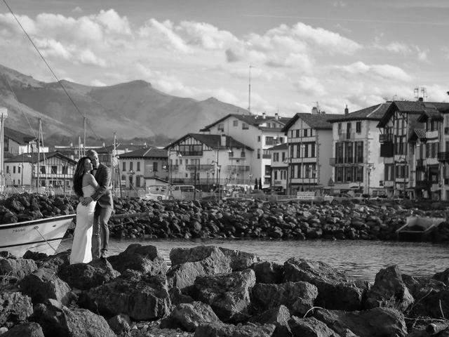 Le mariage de Gerard et Anna à Urrugne, Pyrénées-Atlantiques 12