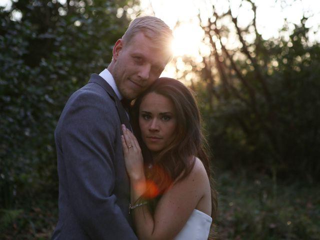 Le mariage de Anna et Gerard