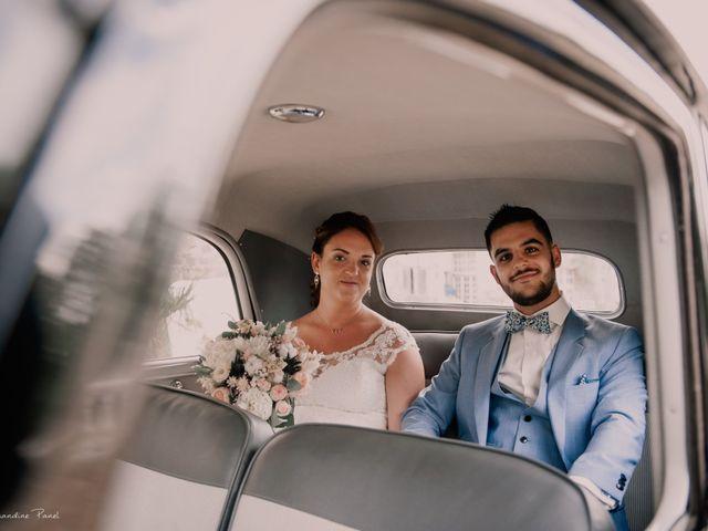Le mariage de Morgan et Cyrielle à Albon, Drôme 8