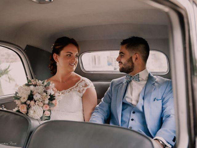 Le mariage de Morgan et Cyrielle à Albon, Drôme 9