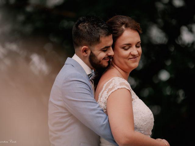 Le mariage de Morgan et Cyrielle à Albon, Drôme 10