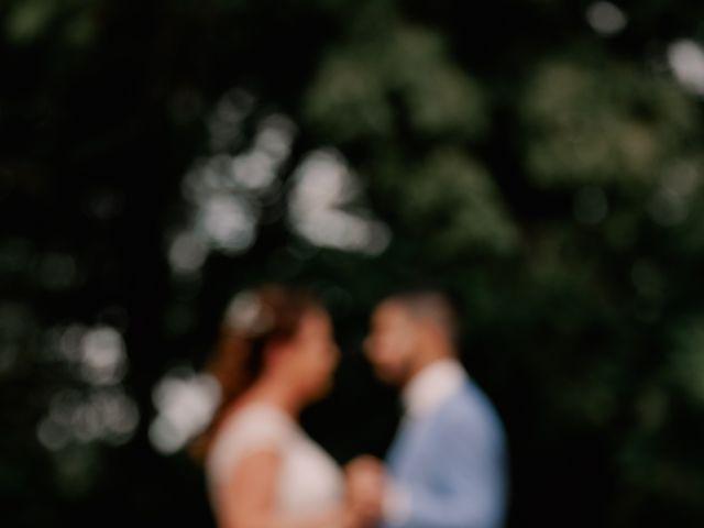 Le mariage de Morgan et Cyrielle à Albon, Drôme 11