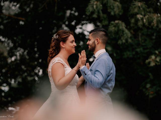 Le mariage de Morgan et Cyrielle à Albon, Drôme 12