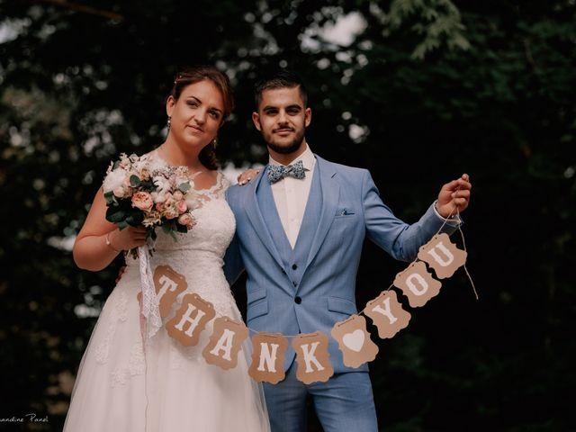 Le mariage de Morgan et Cyrielle à Albon, Drôme 13