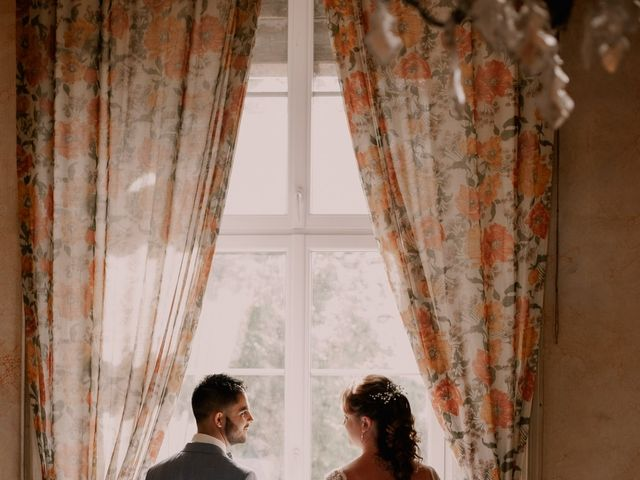 Le mariage de Morgan et Cyrielle à Albon, Drôme 14