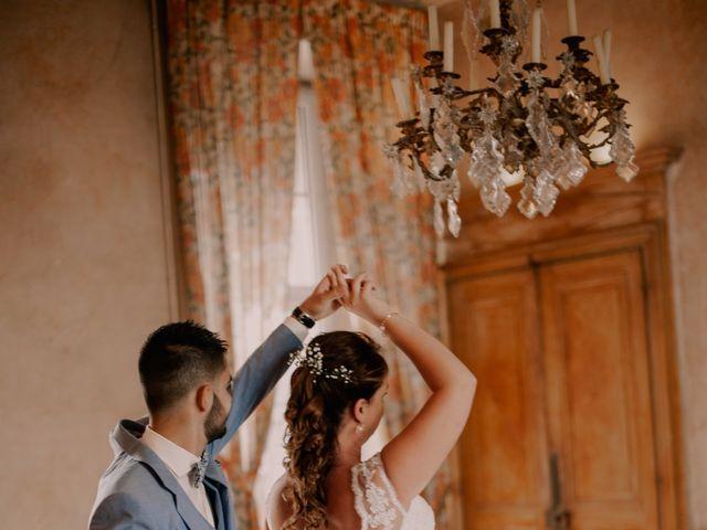 Le mariage de Morgan et Cyrielle à Albon, Drôme 15
