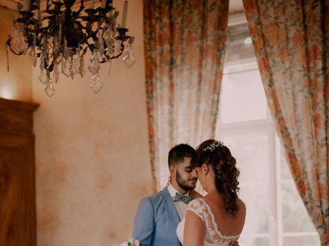 Le mariage de Morgan et Cyrielle à Albon, Drôme 16