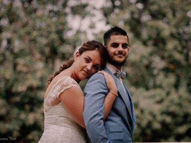 Le mariage de Morgan et Cyrielle à Albon, Drôme 17