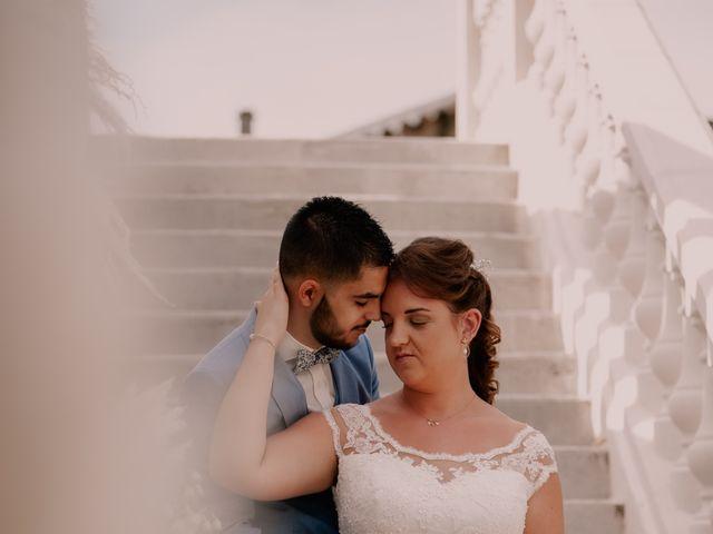 Le mariage de Morgan et Cyrielle à Albon, Drôme 18