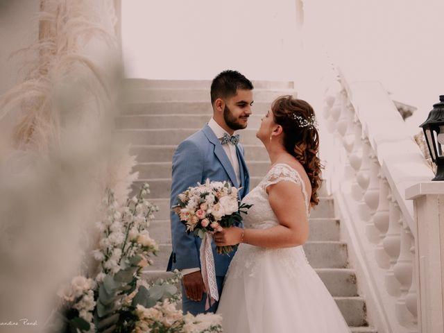 Le mariage de Morgan et Cyrielle à Albon, Drôme 19