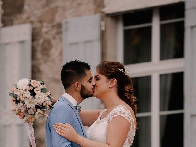 Le mariage de Morgan et Cyrielle à Albon, Drôme 20