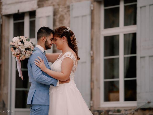 Le mariage de Cyrielle et Morgan
