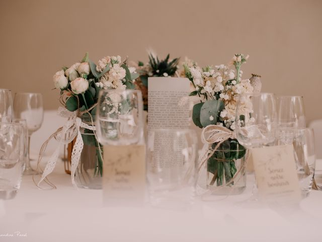 Le mariage de Morgan et Cyrielle à Albon, Drôme 23