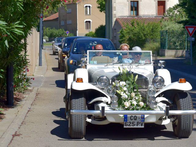 Le mariage de Cyril et Estelle à Boulbon, Bouches-du-Rhône 32
