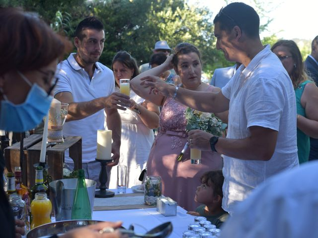 Le mariage de Cyril et Estelle à Boulbon, Bouches-du-Rhône 46