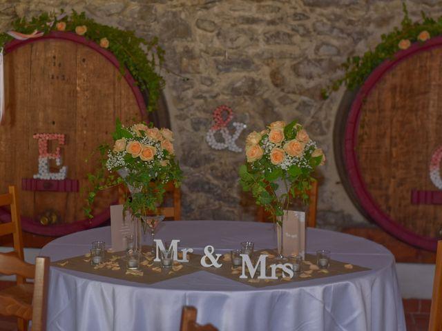 Le mariage de Cyril et Estelle à Boulbon, Bouches-du-Rhône 50