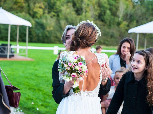 Le mariage de Xavier et Mathilde à Yerres, Essonne 1