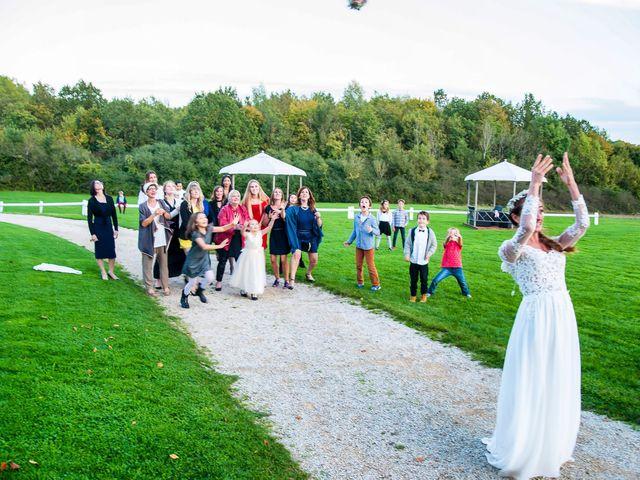 Le mariage de Xavier et Mathilde à Yerres, Essonne 2