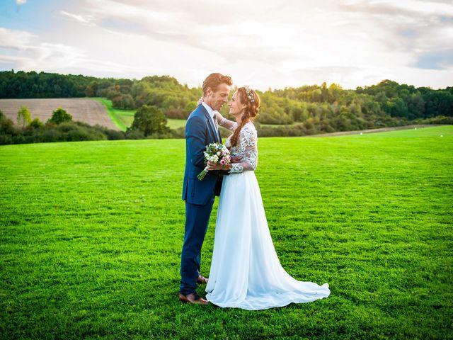 Le mariage de Xavier et Mathilde à Yerres, Essonne 6