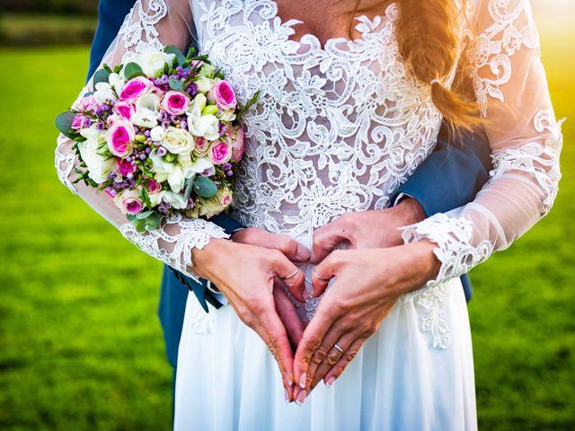 Le mariage de Xavier et Mathilde à Yerres, Essonne 8