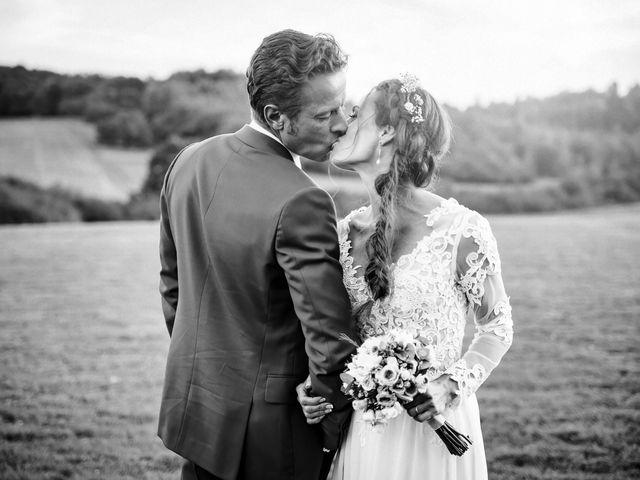 Le mariage de Xavier et Mathilde à Yerres, Essonne 9