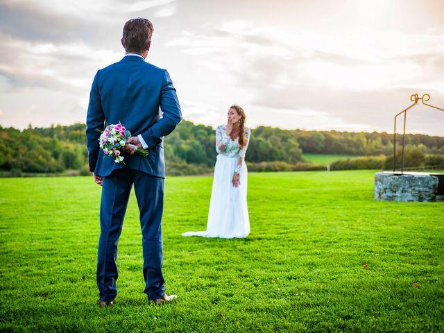 Le mariage de Xavier et Mathilde à Yerres, Essonne 10