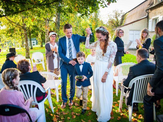Le mariage de Xavier et Mathilde à Yerres, Essonne 12
