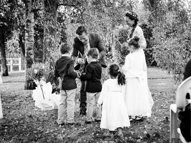 Le mariage de Xavier et Mathilde à Yerres, Essonne 14
