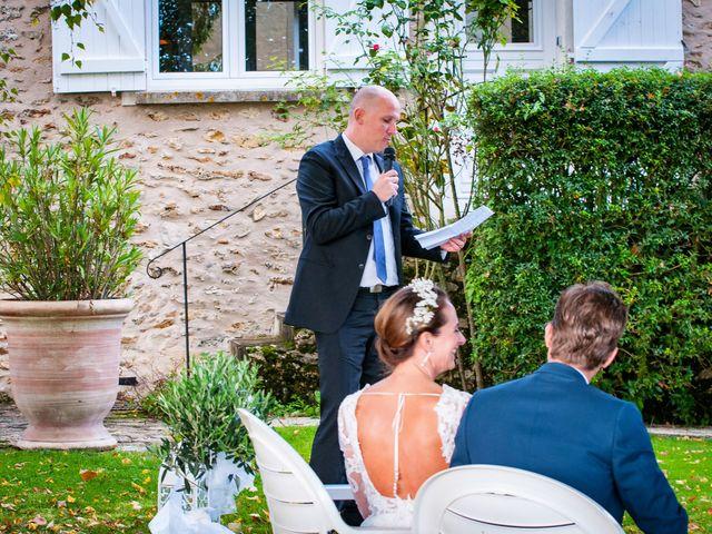 Le mariage de Xavier et Mathilde à Yerres, Essonne 15
