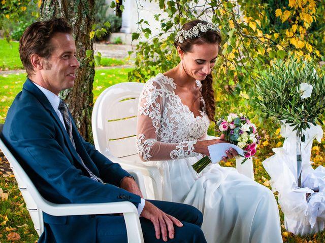 Le mariage de Xavier et Mathilde à Yerres, Essonne 17