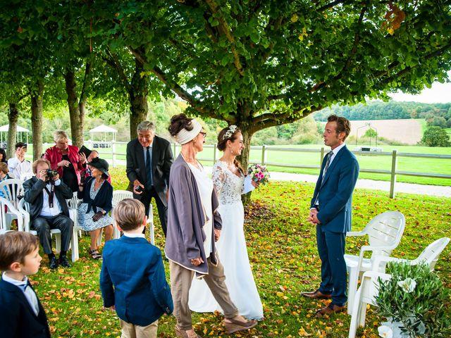 Le mariage de Xavier et Mathilde à Yerres, Essonne 18